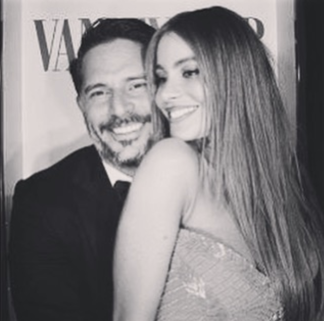 "<p>""Happy Valentine's Day to the most beautiful woman on earth,"" the actor wished his wife, <em>Modern Family</em> star Sofia Vergara. Swoon! </p>"