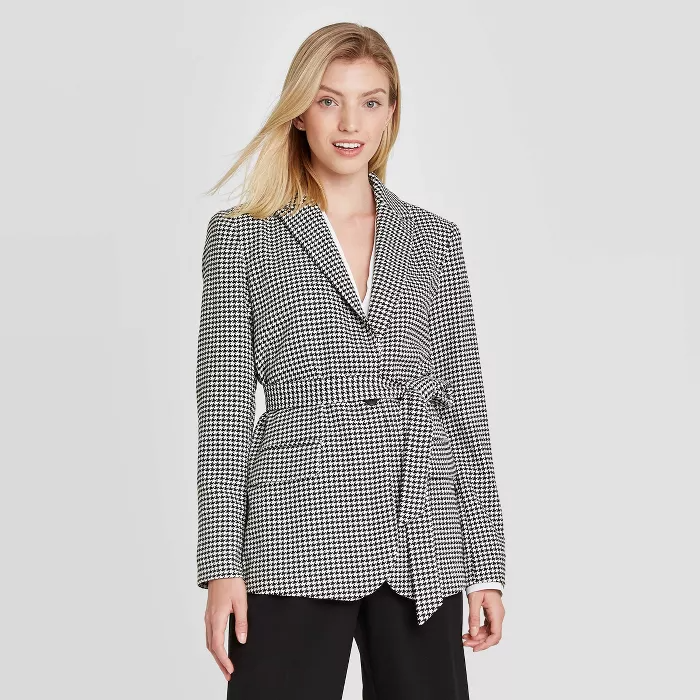 "<br><br><strong>A New Day</strong> Tie Waist Blazer, $, available at <a href=""https://go.skimresources.com/?id=30283X879131&url=https%3A%2F%2Fgoto.target.com%2F0bRZL"" rel=""nofollow noopener"" target=""_blank"" data-ylk=""slk:Target"" class=""link rapid-noclick-resp"">Target</a>"