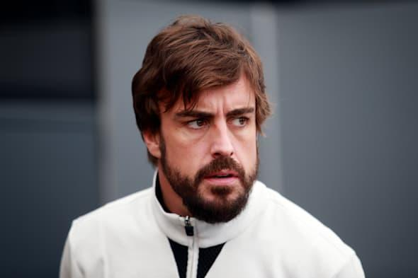 Formula One - Fernando Alonso Filer
