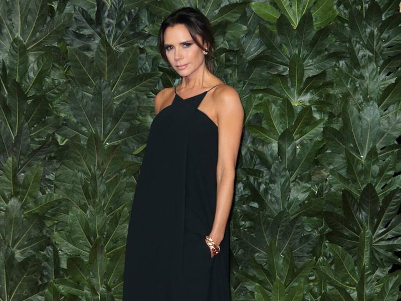 Victoria Beckham finally comfortable with her looks