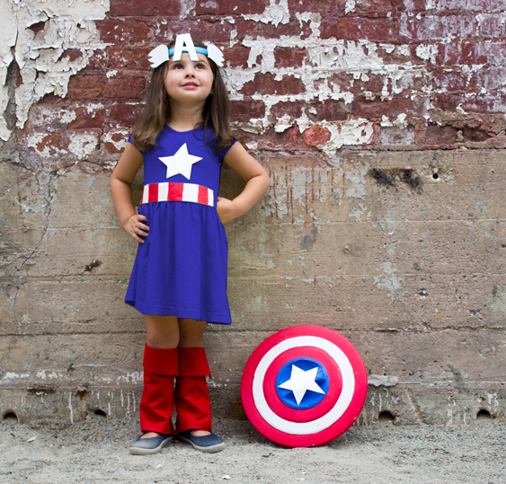 DIY Kids Costume Tips: Use Household Items