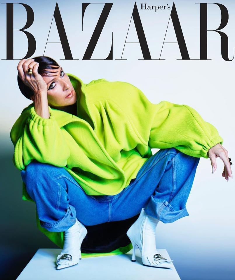 """<p>Earlier this summer, Celine Dion revealed that she's team bowl cut. She wore a black choppy version on a subscriber's cover of <a href=""""https://www.instyle.com/news/celine-dion-bowl-cut-harpers-bazaar""""><em>Harper's Bazaar</em></a>. </p>"""