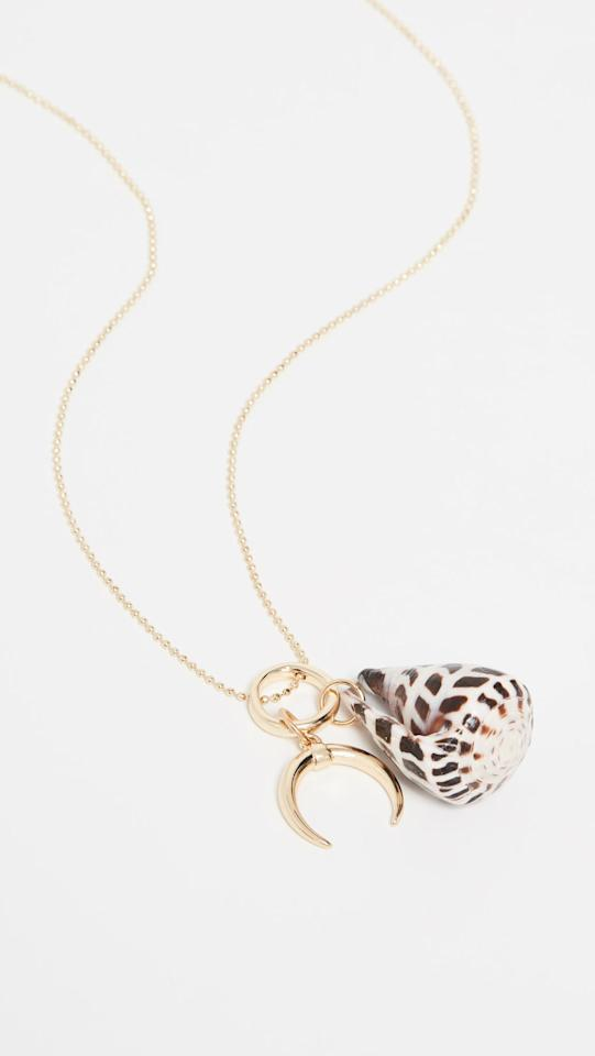 "<p>Wear this <a href=""https://www.popsugar.com/buy/BaubleBar-Santorini-Pendant-Necklace-483569?p_name=BaubleBar%20Santorini%20Pendant%20Necklace&retailer=shopbop.com&pid=483569&price=22&evar1=fab%3Aus&evar9=30647566&evar98=https%3A%2F%2Fwww.popsugar.com%2Ffashion%2Fphoto-gallery%2F30647566%2Fimage%2F46532534%2FBaubleBar-Santorini-Pendant-Necklace&list1=shopping%2Cjewelry%2C50%20under%20%2450&prop13=mobile&pdata=1"" rel=""nofollow"" data-shoppable-link=""1"" target=""_blank"" class=""ga-track"" data-ga-category=""Related"" data-ga-label=""https://www.shopbop.com/santorini-pendant-necklace-baublebar/vp/v=1/1566689797.htm?folderID=13539&amp;fm=other-shopbysize-viewall&amp;os=false&amp;colorId=11739"" data-ga-action=""In-Line Links"">BaubleBar Santorini Pendant Necklace</a> ($22, originally $44) close to your heart.</p>"