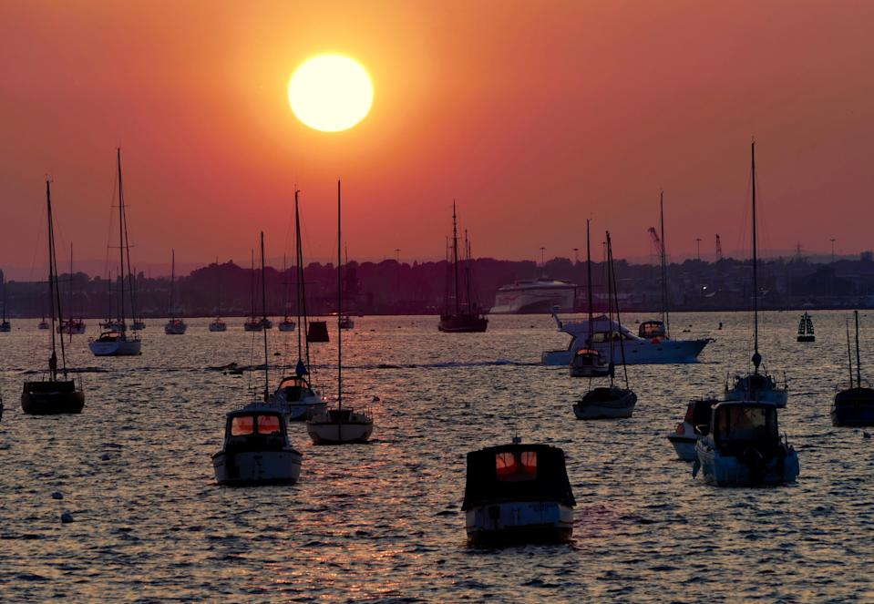 Poole,a popular coastal town, will introduce the fine just at it prepares for the tourist season (Rex)