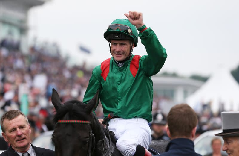 Pat Smullen was a huge influence on Oisin Orr
