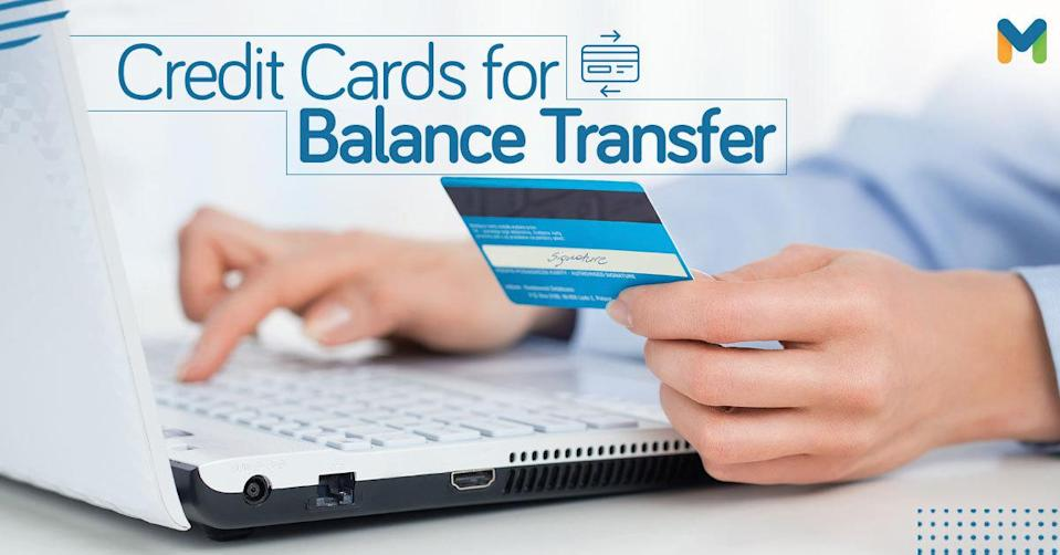 Balance Transfer Credit Cards in the Philippines | Moneymax