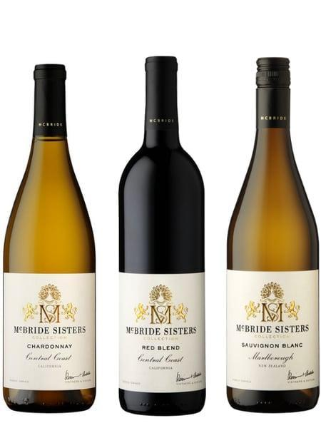 <p>Last but not least, don't forget to include this <span>McBride Sisters Sister Sister Wine Trio</span> ($50, originally $53) in your gifting.</p>