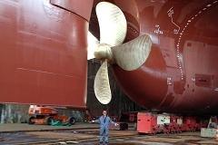 Made-in-USA shipbuilding finds an unlikely ally