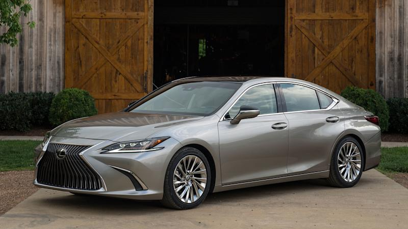 2019 lexus es 350 first drive not everyone s an athlete. Black Bedroom Furniture Sets. Home Design Ideas
