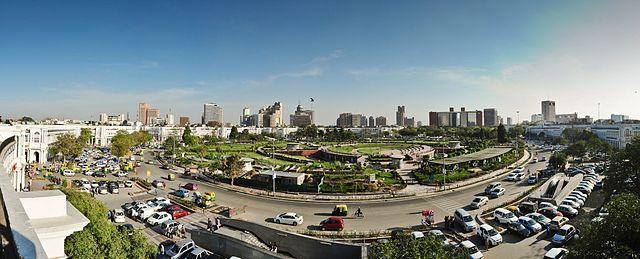 <p>New Delhi and the National Capital Region has also played an important role in improving India's ranking in 'ease of doing business' index. The process of starting a new business in the capital city has become easier with the introduction of several government initiatives including setting up online industry licensing facility and single window clearance systems which have ensured that licences are cleared much faster.<br /><br />The main growth areas of the region have been the satellite towns of Gurugram and Noida, rather than New Delhi itself. Both Gurugram and Noida have lower rental costs and a wider consumer base, with high spending power. The NCR is home to several large industries, including IT, Telecommunications, Hospitality, Banking, Media and Tourism. It has also been a hub for startups primarily in the e-commerce sector, with Snapdeal, Zomato, ShopClues and Paytm being early movers. The region also has a good talent pool in the form of IIT Delhi and other major institutions.<br />The high levels of air pollution that plague the region is a major area of concern, affecting daily lives and businesses.<br /><br />By Kabi1990 – Own work, CC BY-SA 3.0, https://commons.wikimedia.org/w/index.php?curid=17782961 </p>