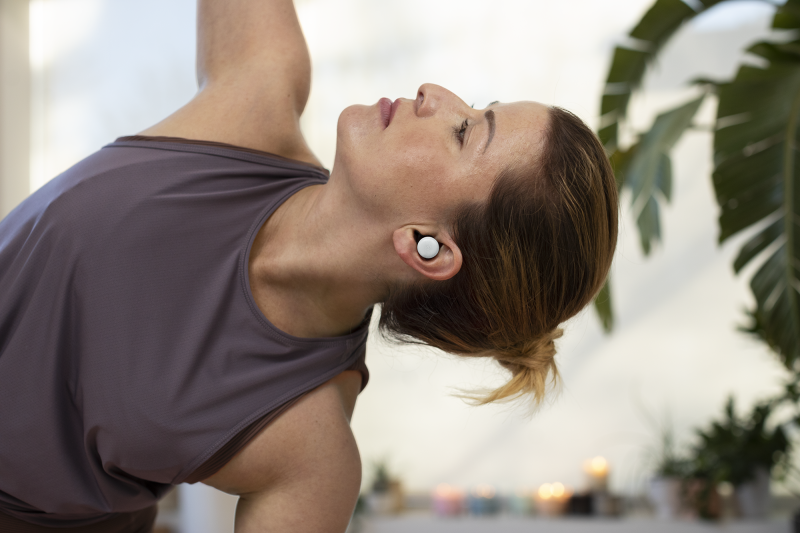 Google Pixel Buds 2 were designed to be completely sweat-proof to last through your toughest workouts. (Google)