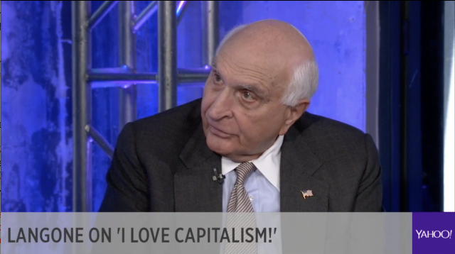 Ken Langone speaks with Jen Rogers on Yahoo Finance's The Final Round.