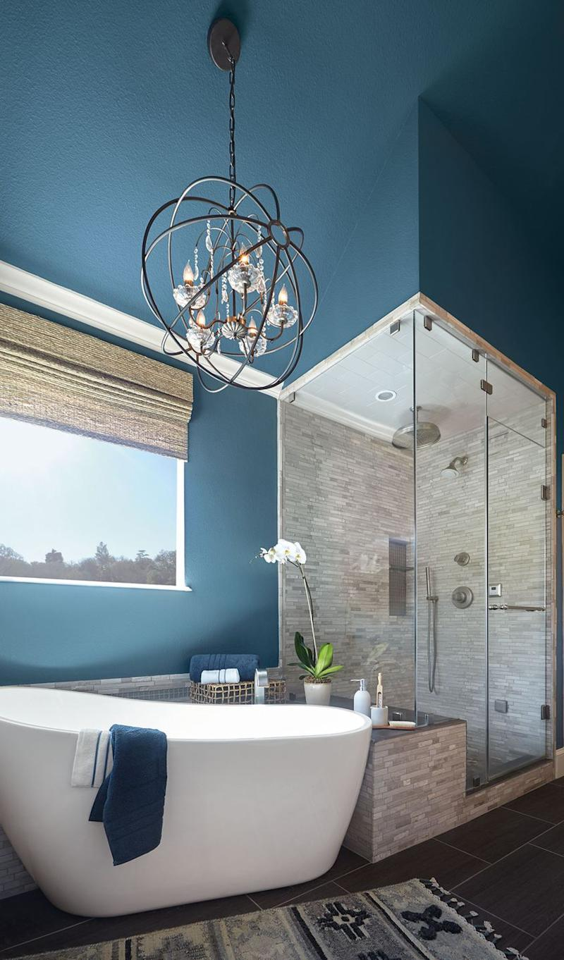 The Soothing Paint Color Behr Wants In Your Home Next Year