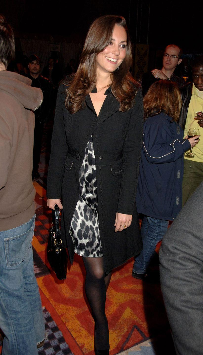 <p>Attending the opening night after party for <em>Afrika Afrika </em>at the O2 Arena in London.<br></p>