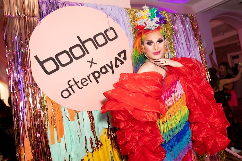 SYDNEY, AUSTRALIA - FEBRUARY 29: Charisma Belle attends the Boohoo x AfterPay Mardi Gras Party on February 29, 2020 in Sydney, Australia. (Photo by Caroline McCredie/Getty Images for Boohoo)