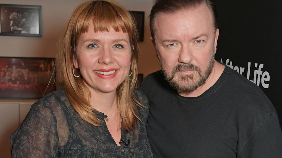 Kerry Godliman says she has no idea what's in store for her character in series 3 of After Life (Getty)