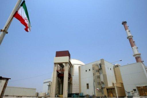 <p>Photo of the reactor building at the Russian-built Bushehr nuclear power plant in southern Iran. The United States accuses Iran of using its uranium enrichment programme to build nuclear weapons, a charge that Iran denies.</p>