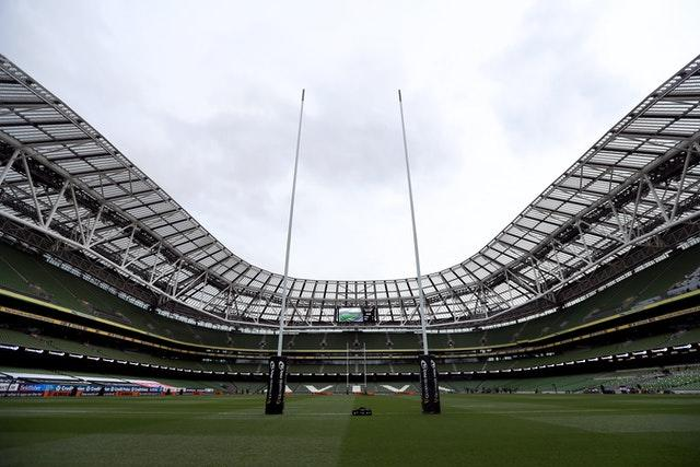 The continued absence of spectators, including at the Aviva Stadium in Dublin, remains the key issue for the IRFU