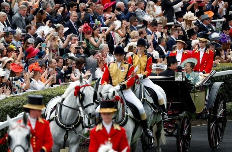 Royal Ascot is a fusion of top-class racing and high fashion