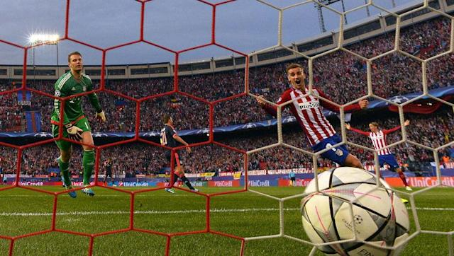 <p>It was a spectacular European night, and a spectacular victory for Atletico. The Calderon was at its best as Los Colchoneros saw off Bayern Munich with a 1-0 first leg semi-final victory, and went on to reach the final of the Champions League.</p> <br><p>There are few games that have better captured the spirit of Simeone's Atletico, and indeed the link between the team and the stadium. Pep Guardiola's side were expertly restricted, and the noise, unsurprisingly, was jarring.</p> <br><p>Along with victories over Barcelona, the Bayern win could be the most memorable of many superb European evenings at the Calderon.</p>