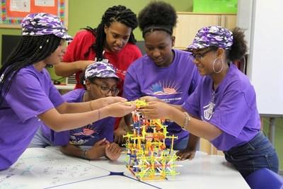 At Boys & Girls Clubs, youth develop skills and critical thinking by using real-world applications for science, technology, engineering and math.