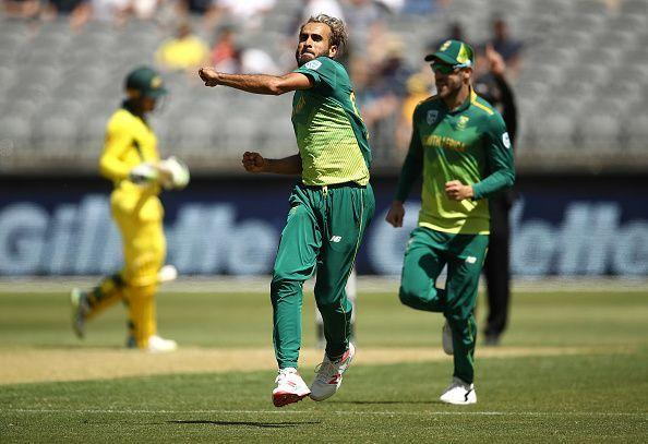 Imran Tahir has been the premier spinner for South Africa