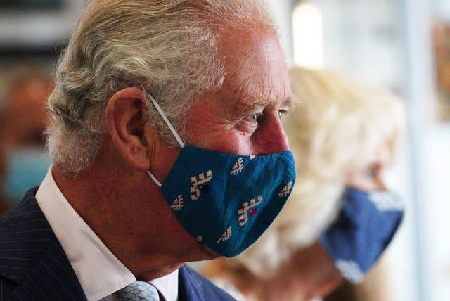 Charles and Camilla are on a week long tour of Wales