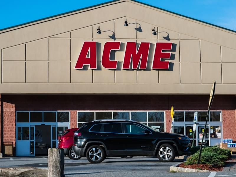 Acme is putting workers' wages back to pre-coronavirus levels.