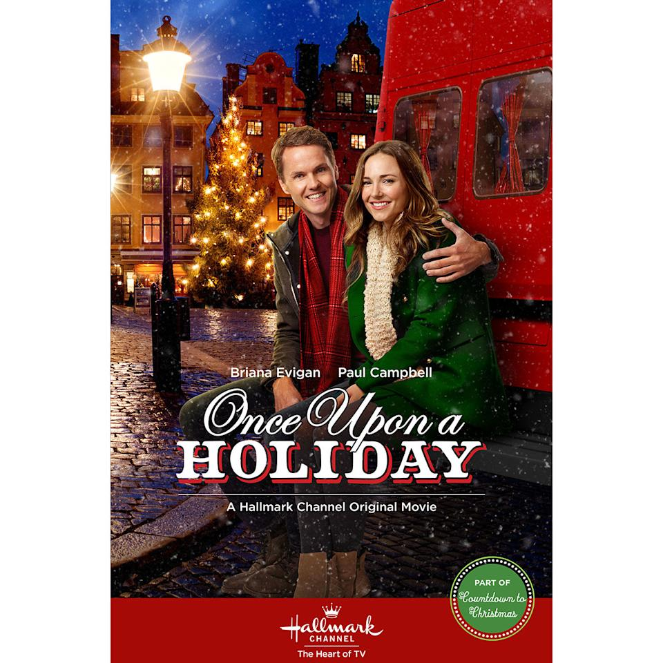 <p><b>Saturday, July 22, 11a/10c</b></p> <p>Starring Briana Evigan (Katie), Paul Campbell (Jack), and Greg Evigan (George). Katie (a royal princess) is in the city on official business when she decides to sneak out and do some sightseeing on her own. After an unfortunate mishap, Jack is at the right place at the right time and comes to her rescue. They spend the next couple of days together enjoying the holidays before he realizes her true identity.</p>