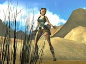 """<p>The sequel, which finds Lara Croft in China hunting a mythical dagger, would outsell its predecessor. For this game and the next, lead vocal duties are handled by Judith Gibbens. Although there are some put off by Croft's buxom body and skimpy suits, Gard insists the character is """"not a smutty sex object."""" (Photo: Square Enix) </p>"""