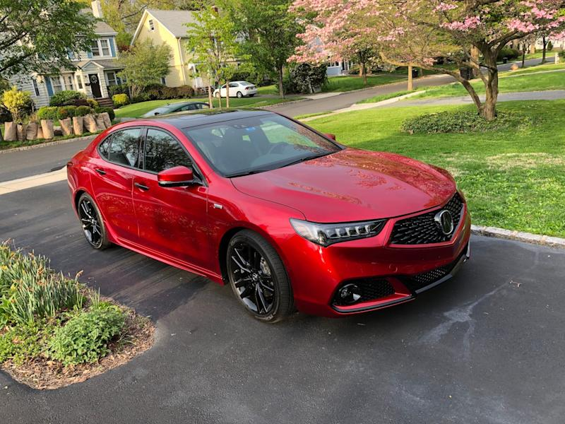 Acura TLX A-Spec PMC
