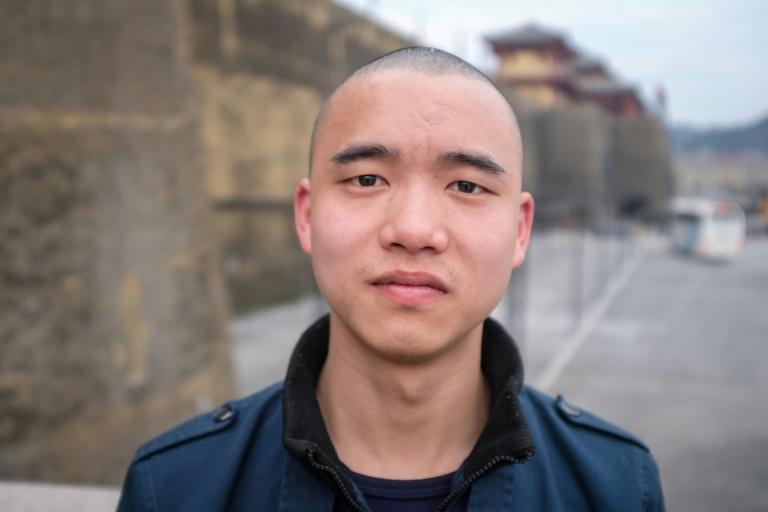 Lu Qi gave up his sales job in southern China and travelled a thousand kilometres north to one of the country's biggest film studio complexes with hopes of making it in movies