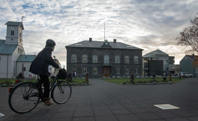 Iceland has passed radical new legislation to become the first country in the world to make it illegal to pay men more than women.