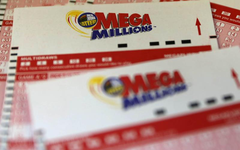 At $1.6bn, the Mega Millions jackpot is the largest in history - REUTERS