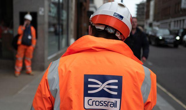 London's Crossrail shunted by further delay as cost threatens to rise by £1.1bn
