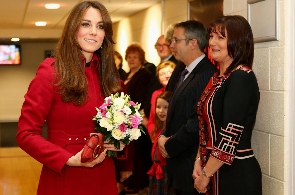 Inside the Duchess of Cambridge's Wardrobe (By Numbers)