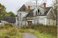 """<p>In the '70s, Junior Chamber International (Jaycees) clubs became known for <span class=""""redactor-invisible-space"""">encouraging members to stage haunted houses in abandoned buildings as a way to raise money. In 1975, Jaycees </span><a href=""""http://www.americahaunts.com/ah/2014/03/the-history-of-haunted-houses/"""" rel=""""nofollow noopener"""" target=""""_blank"""" data-ylk=""""slk:Jim Gould and Tom Hilligoss"""" class=""""link rapid-noclick-resp"""">Jim Gould and Tom Hilligoss</a><span class=""""redactor-invisible-space""""> of the Bloomington, Illinois, chapter, wrote a book about how to create a haunted house, making them the world's first haunted house staging experts.</span></p>"""