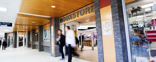 The University of Calgary is reviewing its options for operations of its campus bookstore.  (University of Calgary - image credit)