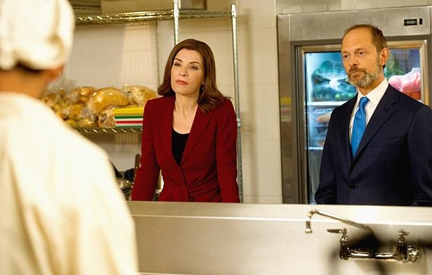 The Good Wife Takes a Weak Swipe at Racism