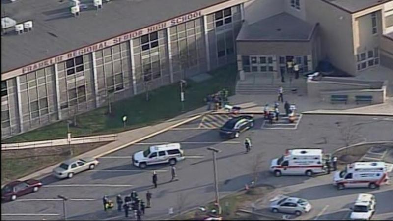High School Stabbings Leaves 9 Hospitalized