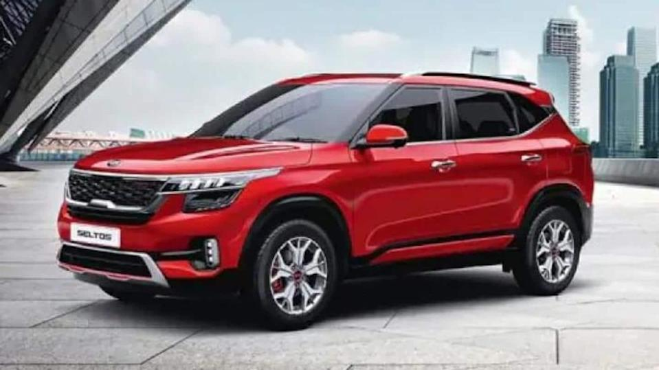 Kia Seltos (facelift) likely to be launched on April 27