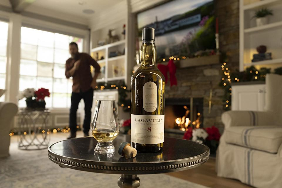 The Newest Video in the 'Lagavulin: My Tales of Whisky' Series Toasts to a New Form of Holiday Entertainment