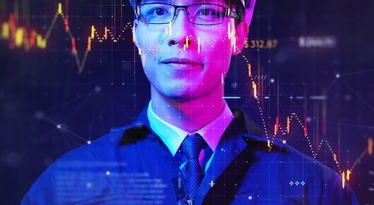 Cryptocurrency trader