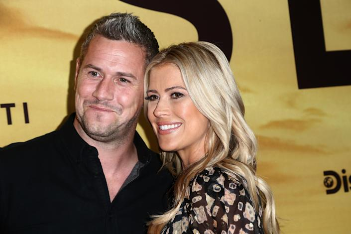Christina Anstead and Ant Anstead announced their split in Sept 2020. (Photo: Tommaso Boddi/Getty Images)