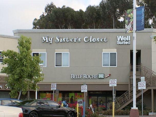 PHOTO: Two employees quit the consignment shop, 'My Sister's Closet,' in Encinitas, Calif., after their manager told a customer she had to speak English to use the store. (KGTV)