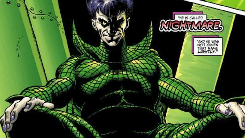 #ComicBytes: Meet Nightmare, the rumored villain of