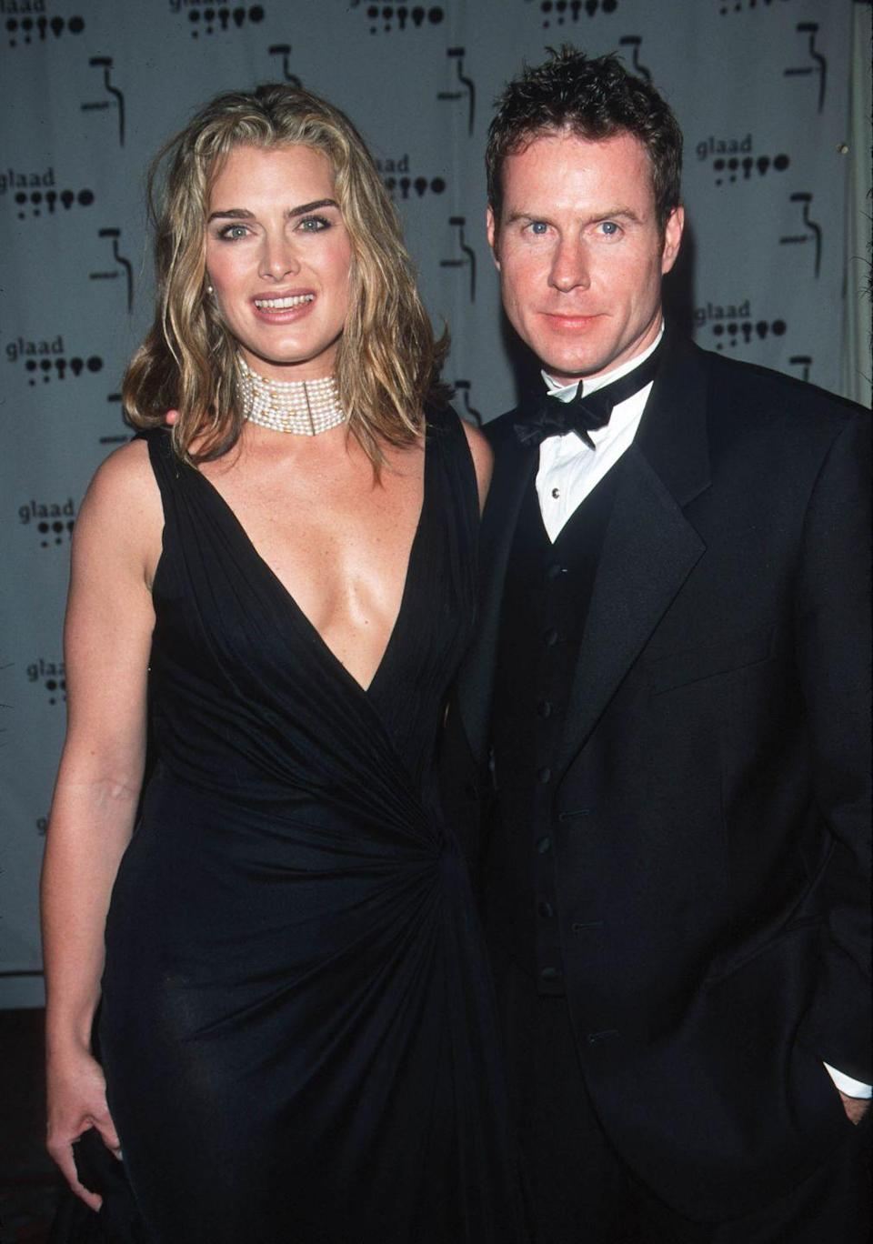 <p>Not long after splitting from Andre, Brooke started dating Chris Henchy. The two got engaged in 2000 and were married a year later, and they're still going strong today. The pair also have two daughters together.<br></p>