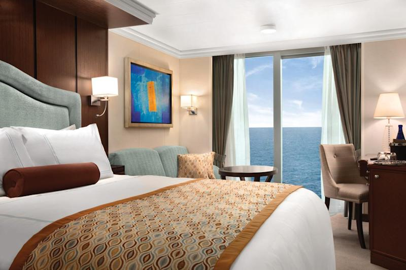 The Cabins On Oceania Riviera Won Over Cruisers At Cruise