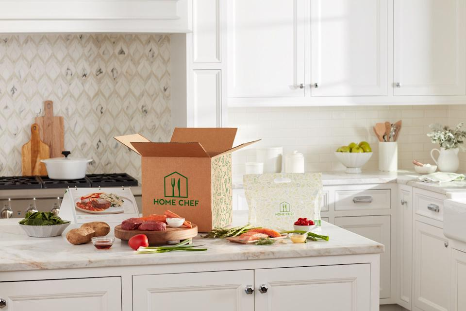 Is Home Chef worth it? Our shopping experts tried out the popular meal kit subscription service to see how it works. (Photo: Home Chef)