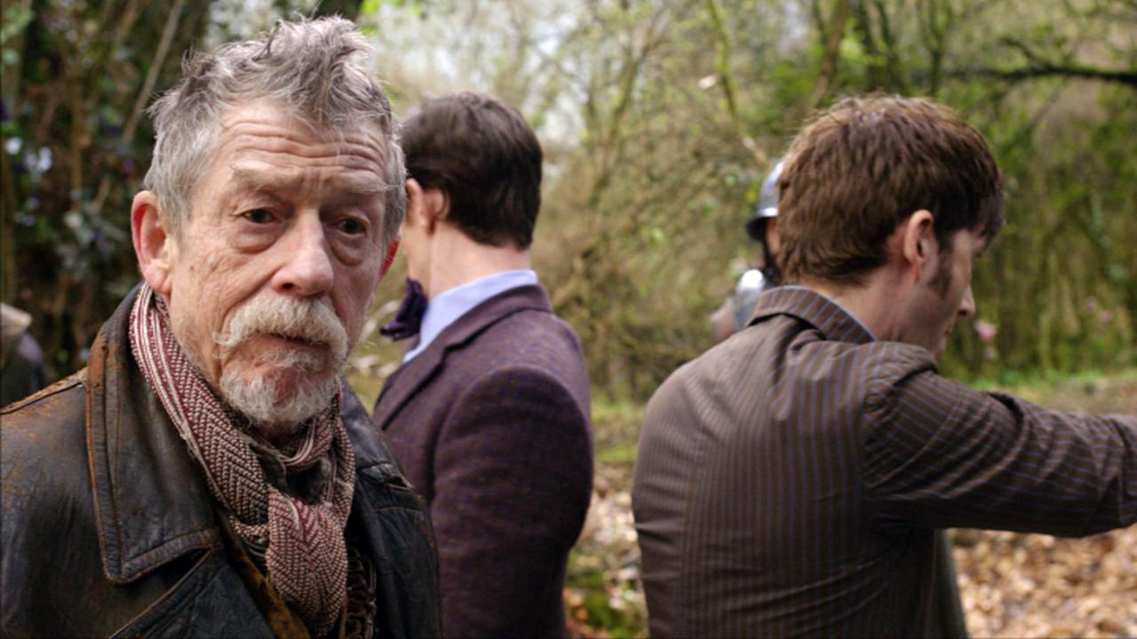 <p>Not restricting his success to the big screen, Hurt did plenty of television, including 'Doctor Who's' 50th Anniversary Special – The Day of the Doctor, simply as The Doctor. </p>